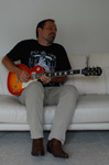 Andi Lux Gitarrist Rock Blues