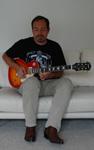 Andi Lux Gitarre
