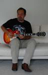 Andi Lux Blues Gitarre Rockgitarre