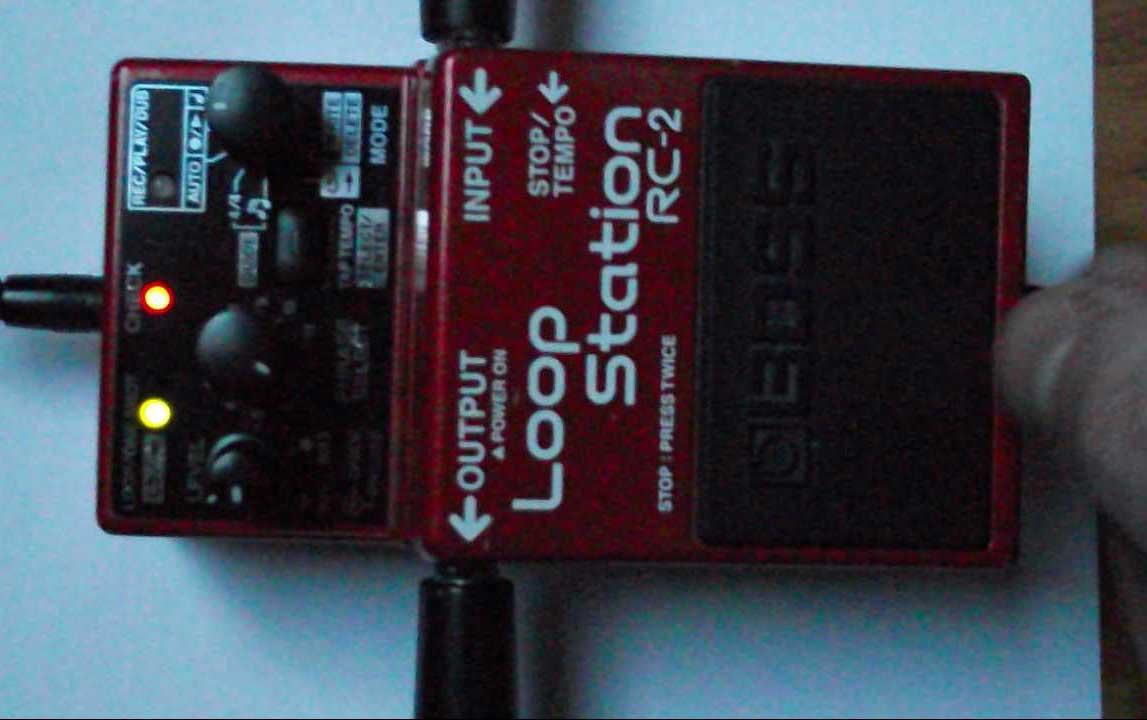 gitarre looper